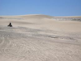 Photo of Las Vegas Nellis Dune Buggy Tour The awesome open desert