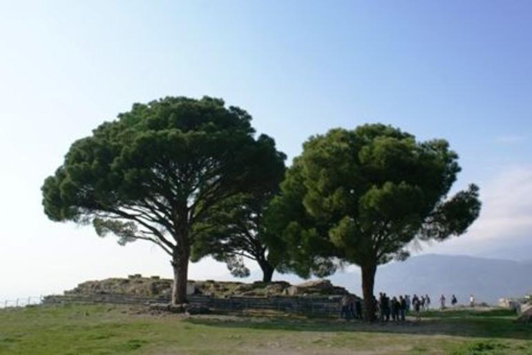 Where is the Temple of Zeus? - Izmir