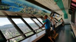 Photo of Montreal Montreal Tower Observatory Admission plus Optional Olympic Park or Biodome Tour a l intérieur