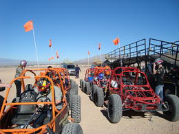 Photo of Las Vegas Nellis Dune Buggy Tour Almost ready