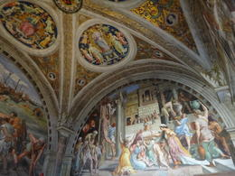 Photo of Rome Skip the Line: Vatican Museums Walking Tour including Sistine Chapel, Raphael's Rooms and St Peter's Amazing rooms