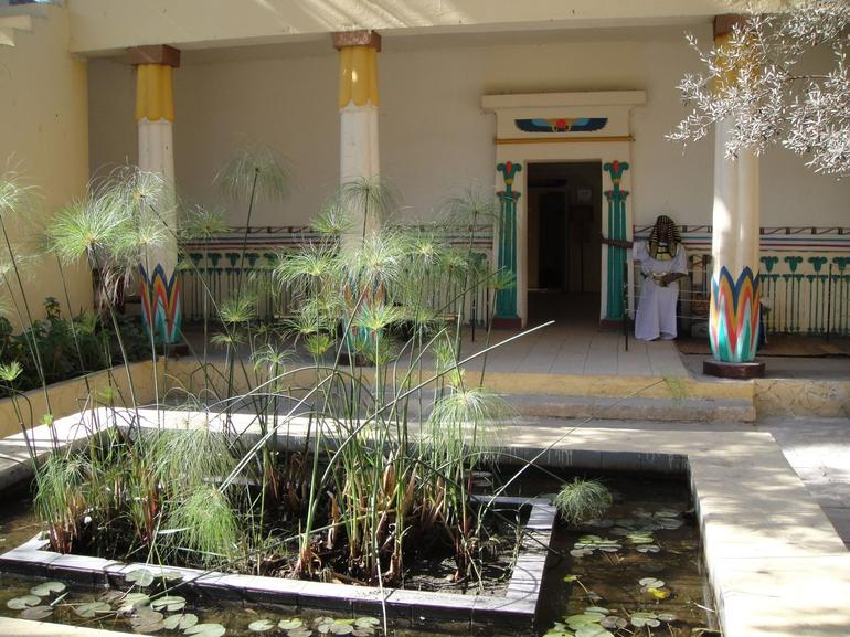 Ancient Egyptian House, Pharaonic Village - Cairo