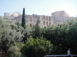 Athens Sightseeing Tour, Blanca - July 2012