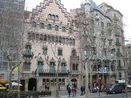 Photo of Barcelona Barcelona Hop-on Hop Off Tour: North to South Route Casa Batllo