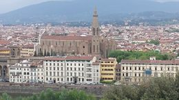 Taken from the Piazza Michelangelo , Susan F - May 2015