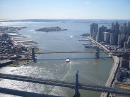 Photo of New York City New York Helicopter Flight: Grand Island Governors Island