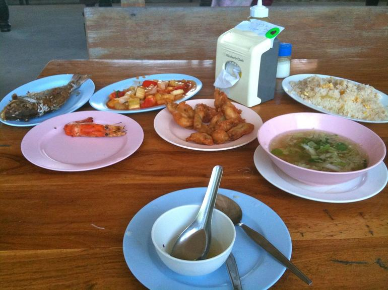 Included lunch - Pattaya