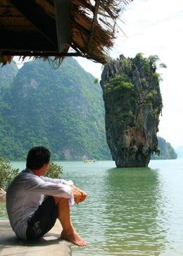 Photo of   James Bond Island