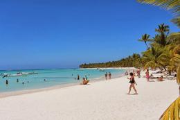 Photo of Punta Cana Catamaran Cruise to Saona Island from Punta Cana Plage Saona