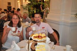 Photo of Singapore Raffles Hotel Singapore Half-Day Tour Singapore Raffles Tiffin Room
