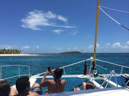Photo of San Juan San Juan Snorkel and Picnic Cruise Smooth sailing