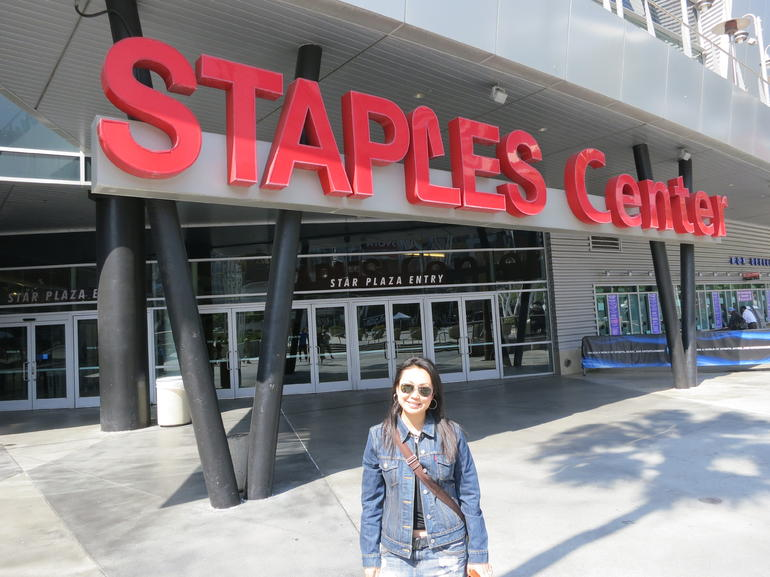 Staples Centre - Los Angeles