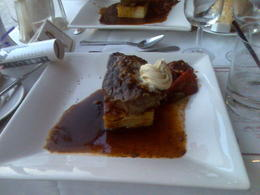 Photo of Melbourne Spirit of Melbourne Dinner Cruise Steak main course