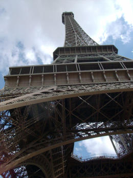 Photo of Paris Paris City Tour and Eiffel Tower Half-day Trip The Amazing Eiffel