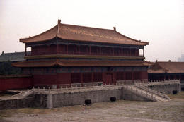 Beijing's Forbidden City - July 2014