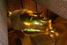 The head of the Reclining Buddha., Tighthead Prop - September 2010