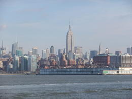 Photo of New York City Statue of Liberty Express Cruise View of the Empire State Building