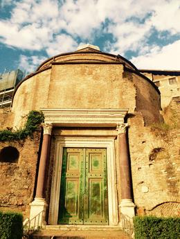 Temple of Romulus, Nancy - October 2014