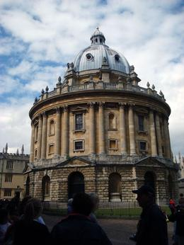 University of Oxford - July 2008