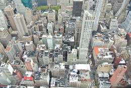 Photo of New York City The New York Pass bovenop Empire State buiding.