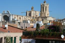 Photo of Barcelona Tarragona and Sitges Small Group Day Trip from Barcelona Cathedral