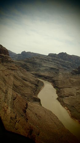 Photo of Las Vegas Grand Canyon Helicopter Tour from Las Vegas Colorado River