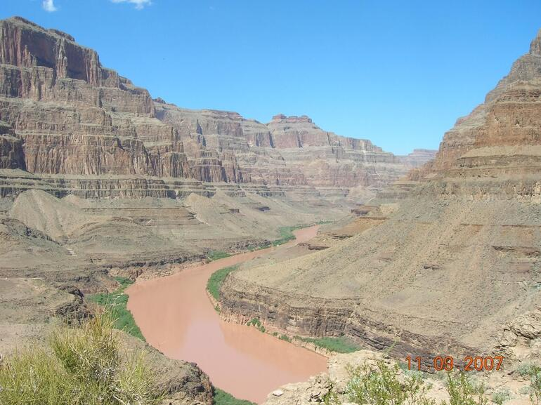 Colorado River & the Grand Canyon - Las Vegas