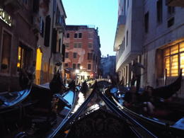 Photo of Venice Venice Tour Including Gondola Ride Gondola traffic jam :)