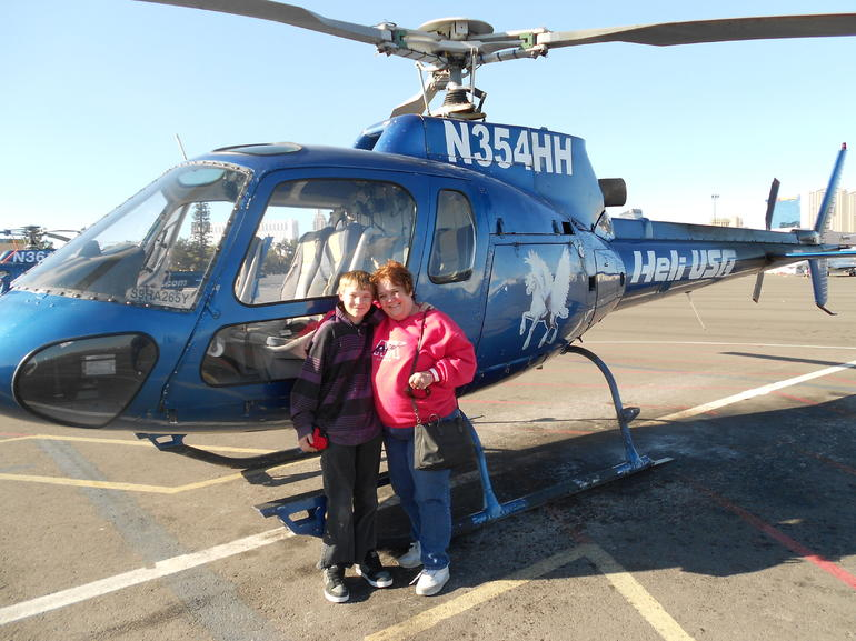 Grand Canyon Helicopter Flight - Las Vegas