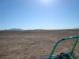 Photo of Las Vegas Nellis Dune Buggy Tour great view