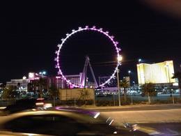 The high Roller in Vegas has the most amazing views , Vikki J - January 2015