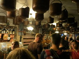 Photo of Venice Venice Food Tour: Cicchetti and Wine Inside one of the bars