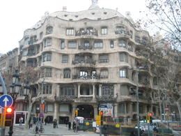 Photo of Barcelona Barcelona Hop-on Hop Off Tour: North to South Route La Pedrera