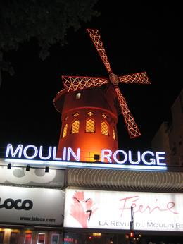 Photo of Paris Paris by Night Illuminations Tour and Paris Moulin Rouge Show Moulin Rouge