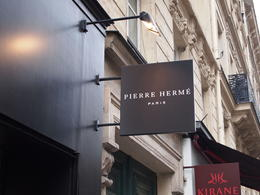 The most decadent desserts at Pierre Hermé, Rachel - March 2014