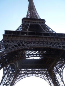 The Eiffel Tower , Vicky - October 2011