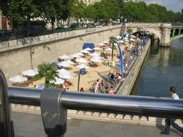 Photo of Paris Paris L'Open Hop-On-Hop-Off Tour Paris plage