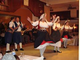 Photo of Athens Athens Night Sightseeing Tour with Greek Dinner Show The entertainment