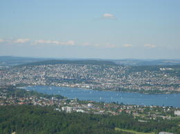 Lake of Zurich , Mrs Brenda Simp S - May 2014