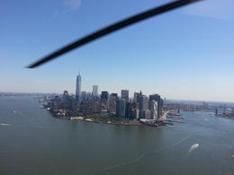 Photo of New York City Manhattan Sky Tour: New York Helicopter Flight View on Manhattan , 6 of July, 2014 at 11.00am