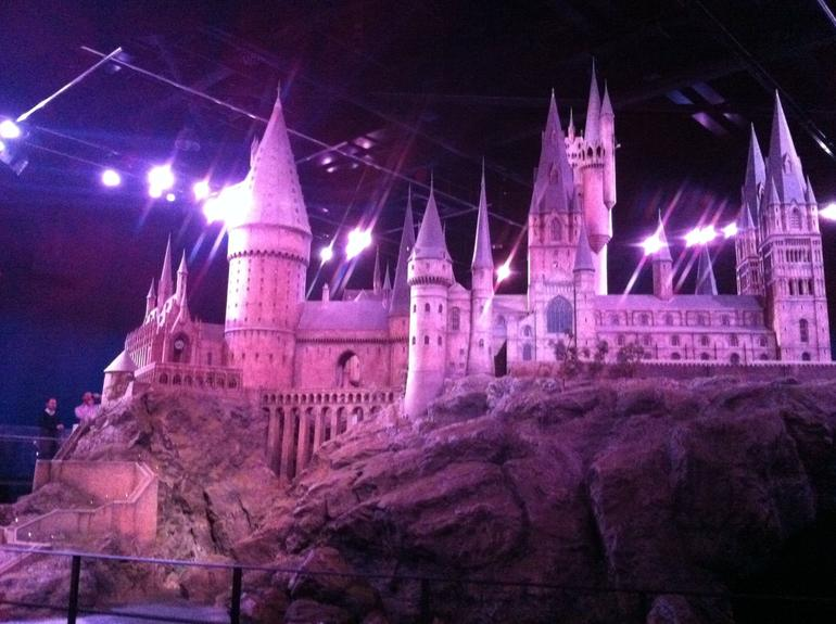 Warner Bros. Studio Tour London - England