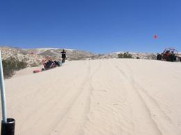 Photo of Las Vegas Nellis Dune Buggy Tour Wipeout!