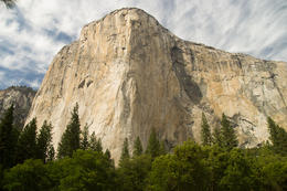 The great El Capitan! , Genevieve P - September 2014