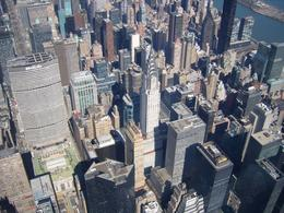 Photo of New York City New York Helicopter Flight: Grand Island Chrysler Building