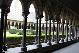 Photo of Bayeux Private Day Tour of Mont Saint-Michel from Bayeux Courtyard