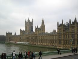 Photo of London The Original London Sightseeing Tour: Hop-on Hop-off From the bus, good view