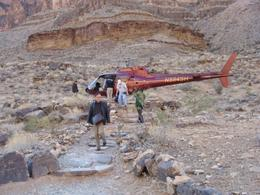 Photo of Las Vegas Grand Canyon West Rim Combo: Luxury SUV, Helicopter and Boat helicopter ride