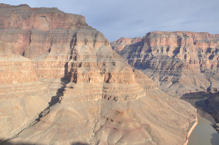 Helicopter view on Grand Canyon - Las Vegas