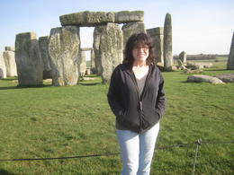 I've been imagining going to Stonehenge since I was 12 years old and here I am at last! , Dorothy H - March 2012
