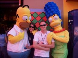 Photo of Los Angeles Skip the Line: Front of Line Pass at Universal Studios Hollywood Meeting The Simpsons!
